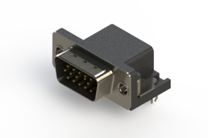 633-015-273-541 - Right Angle D-Sub Connector