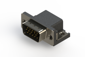 633-015-273-555 - Right Angle D-Sub Connector