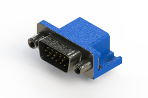 633-015-274-000 - Right Angle D-Sub Connector