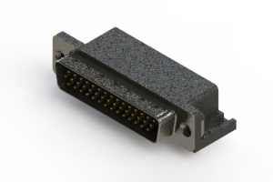 633-044-263-002 - Right Angle D-Sub Connector