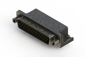 633-044-263-010 - Right Angle D-Sub Connector