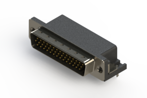 633-044-263-035 - Right Angle D-Sub Connector