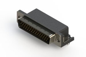 633-044-263-041 - Right Angle D-Sub Connector