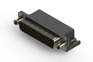 633-044-263-050 - Right Angle D-Sub Connector