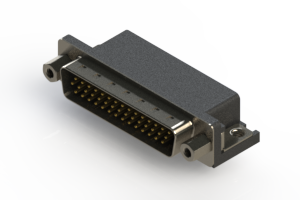 633-044-263-053 - Right Angle D-Sub Connector