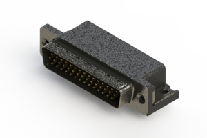 633-044-263-512 - Right Angle D-Sub Connector