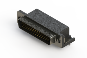 633-044-263-531 - Right Angle D-Sub Connector