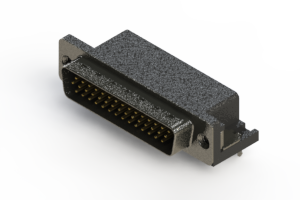 633-044-263-532 - Right Angle D-Sub Connector