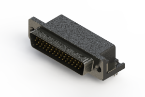 633-044-263-552 - Right Angle D-Sub Connector
