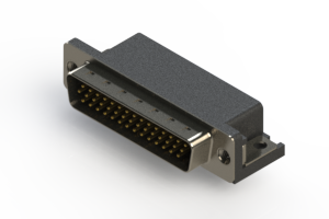 633-044-663-015 - Right Angle D-Sub Connector