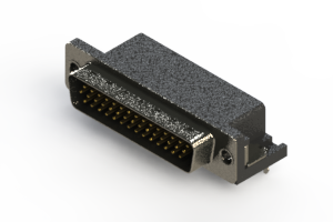 633-044-663-031 - Right Angle D-Sub Connector