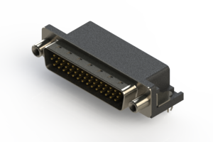 633-044-663-040 - Right Angle D-Sub Connector