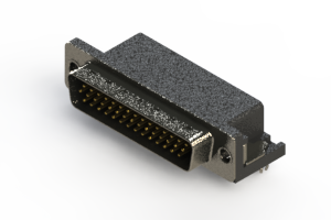 633-044-663-551 - Right Angle D-Sub Connector