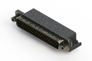 633-062-363-003 - Right Angle D-Sub Connector