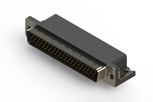 633-062-363-015 - Right Angle D-Sub Connector