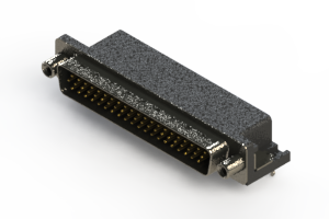 633-062-363-030 - Right Angle D-Sub Connector