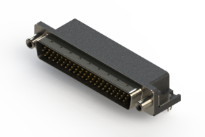 633-062-363-040 - Right Angle D-Sub Connector