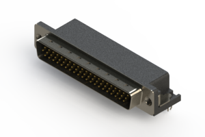 633-062-363-042 - Right Angle D-Sub Connector