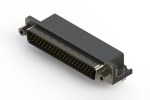 633-062-363-043 - Right Angle D-Sub Connector