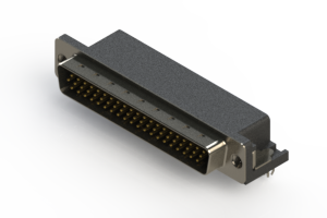 633-062-363-545 - Right Angle D-Sub Connector