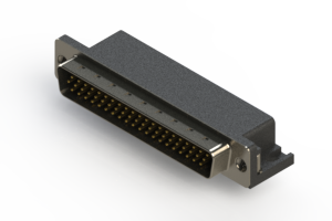 633-062-663-005 - Right Angle D-Sub Connector