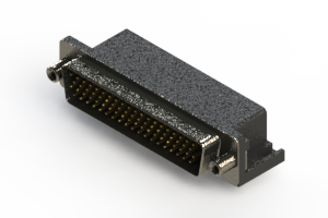 633-078-263-000 - Right Angle D-Sub Connector