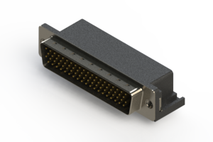 633-078-263-005 - Right Angle D-Sub Connector