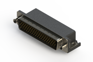 633-078-263-050 - Right Angle D-Sub Connector
