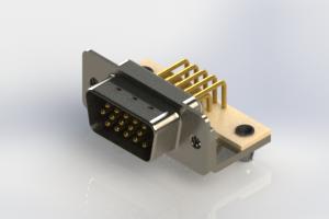 633-M15-663-BT3 - High Density D-Sub Connectors