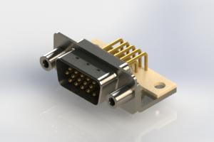 633-M15-663-WT6 - High Density D-Sub Connectors