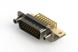 633-M26-263-WN6 - High Density D-Sub Connectors