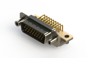 633-M26-263-WT5 - High Density D-Sub Connectors