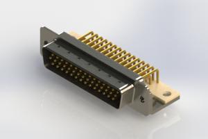 633-M44-263-WT4 - High Density D-Sub Connectors