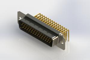 633-M44-663-BN1 - High Density D-Sub Connectors