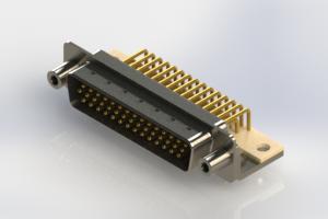 633-M44-663-BN6 - High Density D-Sub Connectors