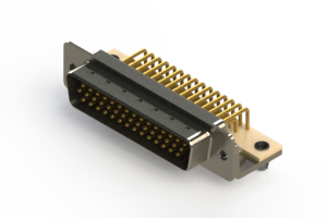 633-M44-663-BT3 - High Density D-Sub Connectors