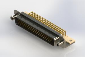 633-M62-263-BT6 - High Density D-Sub Connectors