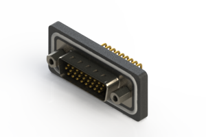 633-W26-362-012 - Waterproof High Density D-Sub Connectors