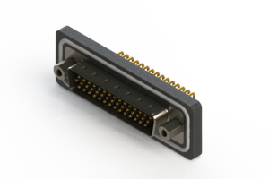 633-W44-262-012 - Waterproof High Density D-Sub Connectors