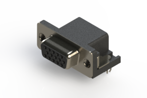 634-015-263-045 - Right Angle D-Sub Connector