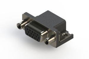 634-015-263-050 - Right Angle D-Sub Connector