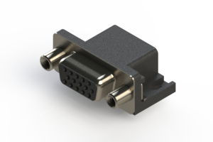634-015-263-500 - Right Angle D-Sub Connector