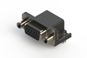 634-015-263-550 - Right Angle D-Sub Connector