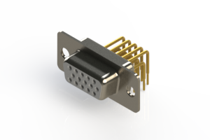 634-M15-263-WN1 - High Density D-Sub Connectors