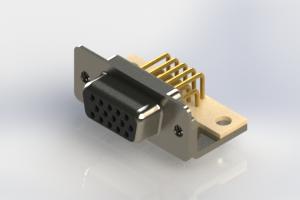 634-M15-663-BN4 - High Density D-Sub Connectors