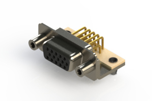 634-M15-663-BN5 - High Density D-Sub Connectors
