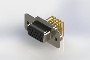 634-M15-663-BT2 - High Density D-Sub Connectors