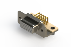 634-M15-663-WN3 - High Density D-Sub Connectors