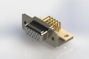 634-M15-663-WT4 - High Density D-Sub Connectors