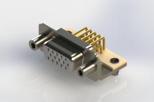 634-M15-663-WT5 - High Density D-Sub Connectors